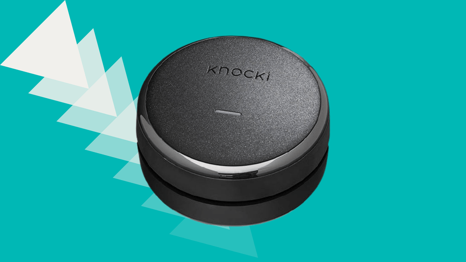 Knocki turns any surface into a smart remote control — and it's on sale