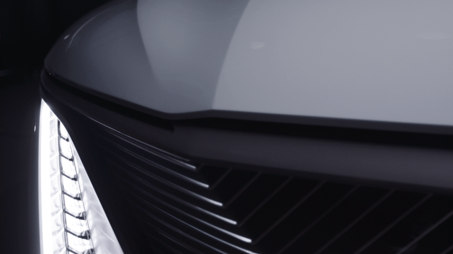 Cadillac teases its second EV, the Celestiq