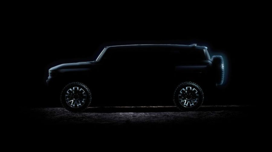 Hummer will reveal its electric SUV during the NCAA Final Four
