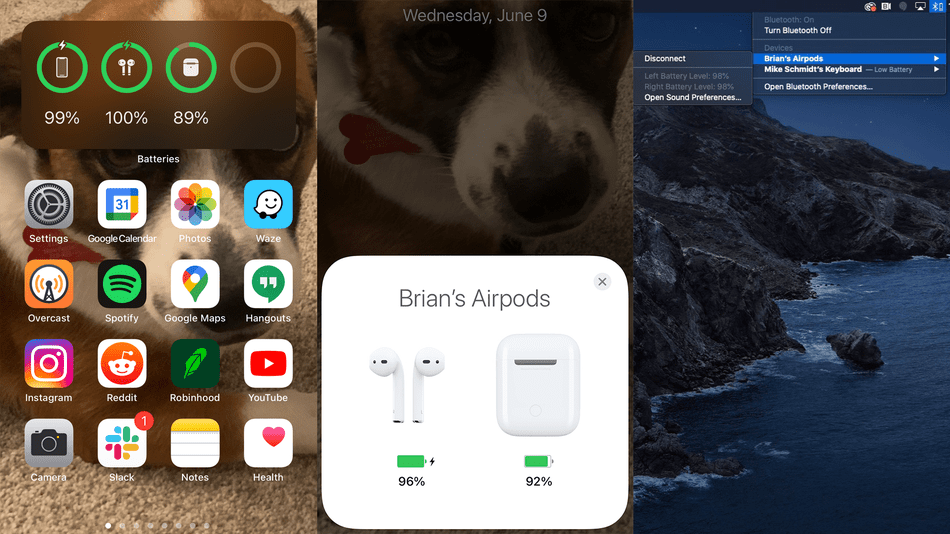 How to check your AirPods' battery charge so they don't die on you