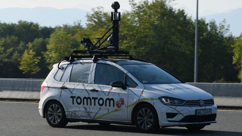 Huawei's Google Maps alternative is TomTom