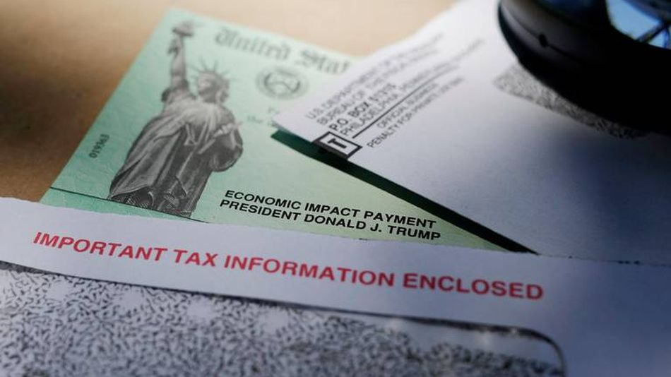 Now you can check on the status of your second stimulus payment
