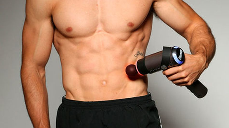 This warming massage gun is on sale for 25% off