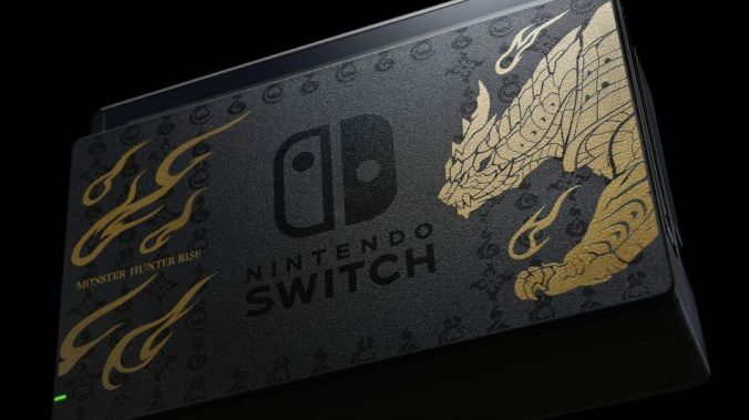 Pre-order this monstrous Nintendo Switch bundle for under £350