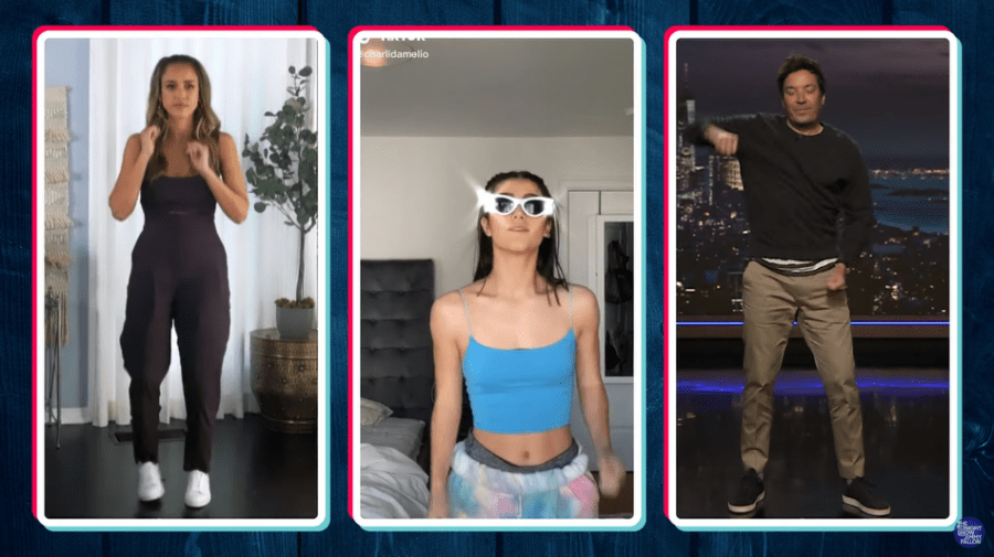 Jimmy Fallon and Jessica Alba hilariously fail what may be the final TikTok dance challenge