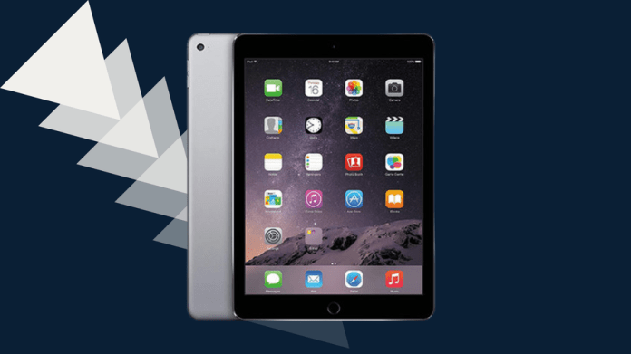 Work hard and play hard with this new iPad Air 2.