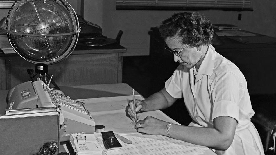 Katherine Johnson, NASA mathematician and subject of 'Hidden Figures,' dead at 101
