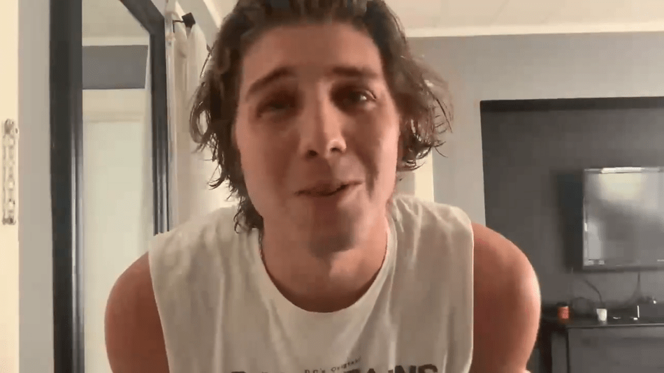'Euphoria' star Lukas Gage keeps it classy after a director's insulting Zoom fail