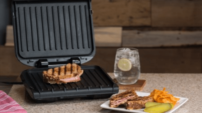 An indoor grill will keep BBQ season alive even during quarantine