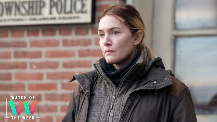 """Kate Winslet is a Mare of a different color in """"Mare of Easttown."""""""