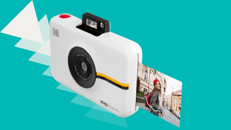 Print your photos immediately after taking them.