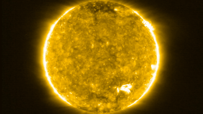 NASA and ESA have released the closest ever images of the Sun, and they're mesmerizing