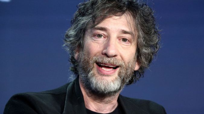 Neil Gaiman claims Goodreads account was hacked to diss Amanda Palmer