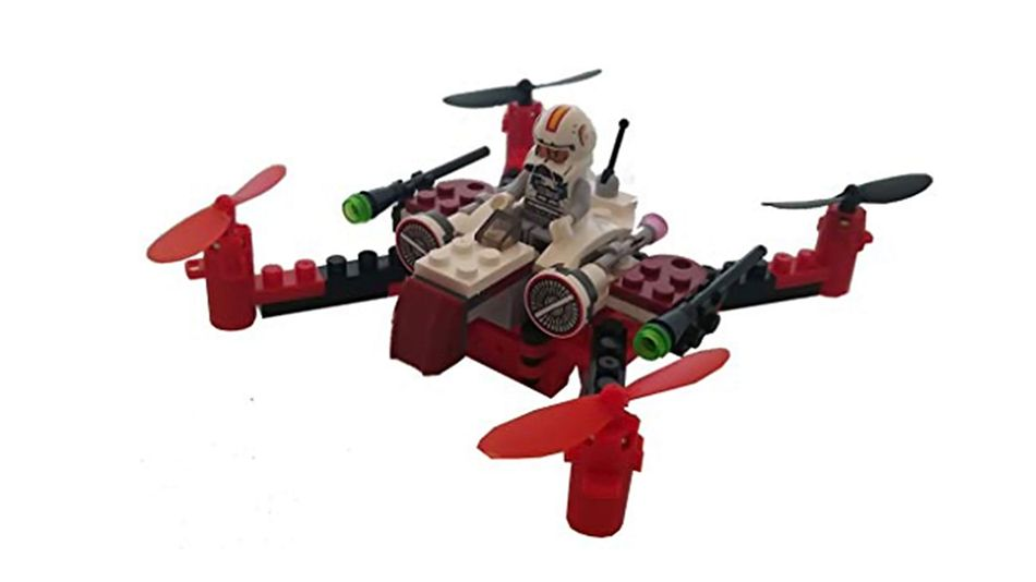 Build your own drone.