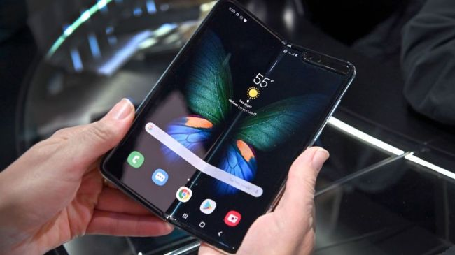 Samsung UK lists, then pulls, Galaxy Z Fold2 for £1,799 ahead of official launch