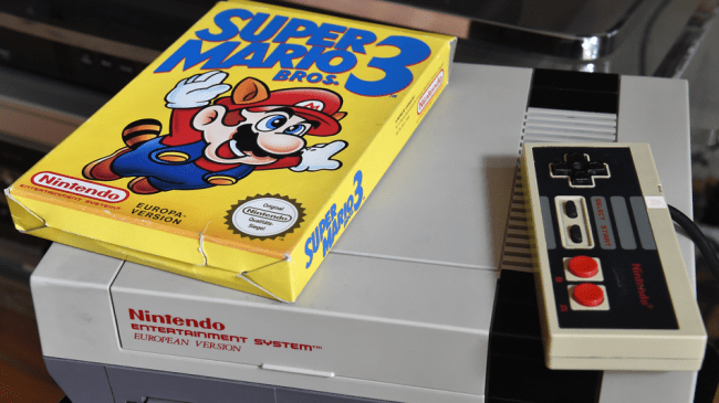 'Super Mario Bros. 3' just sold for a record $156,000