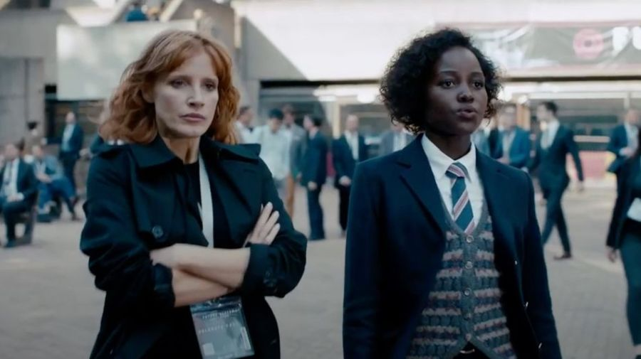 Lupita Nyong'o and Jessica Chastain assemble an international spy crew in first trailer for 'The 355'