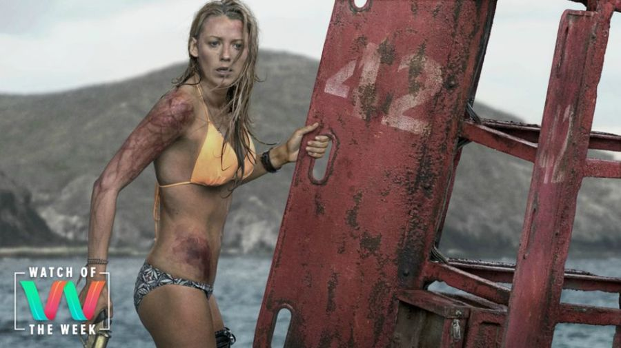 'The Shallows' is the summer thriller you've been searching for