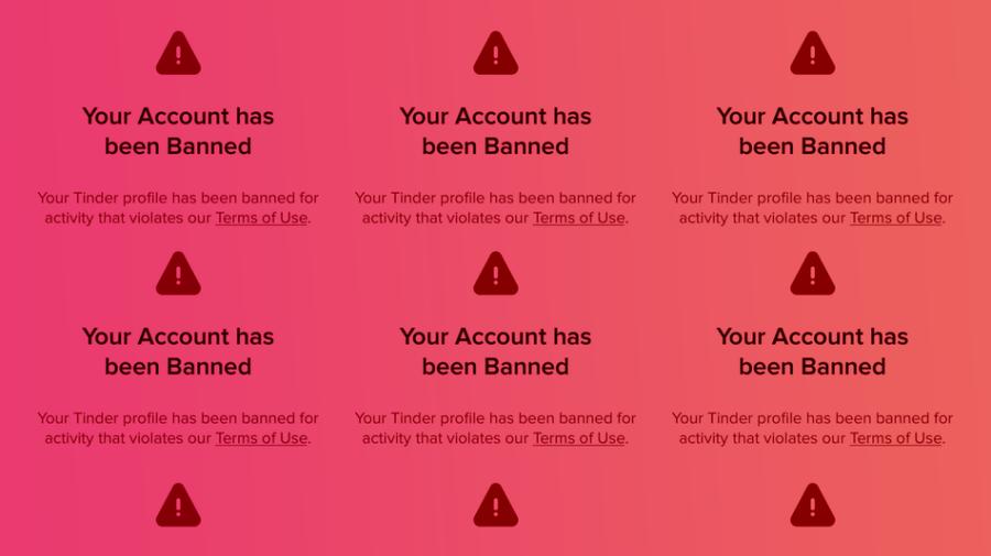 Tinder users still getting banned after showing support for Black Lives Matter