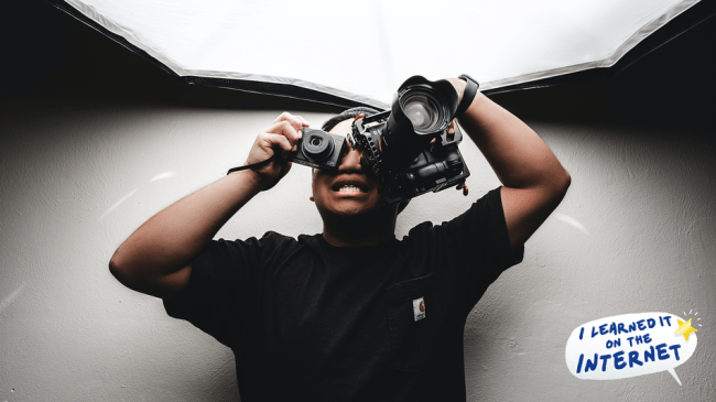 Where to find photography classes online