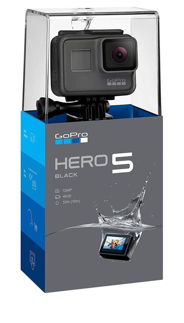 GoPro HERO5 Black on sale: Save $141 when you shop on Amazon