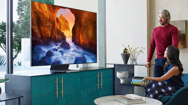 Got a lot of wall space to fill? There are some massive LG TVs on sale.
