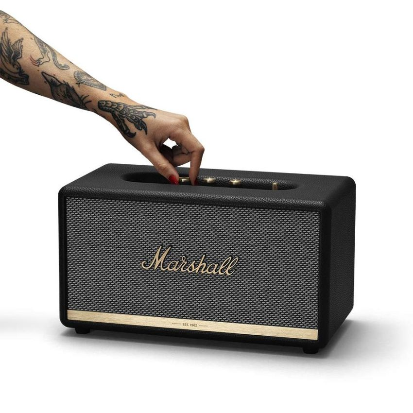 Get a Marshall Stanmore Bluetooth speaker at 43% off that day