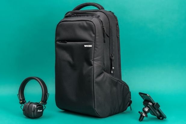Cars: This pair of headphones, backpack, and phone mount will elevate your daily commute.