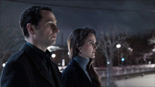 Philip and Elizabeth Jennings (Matthew Rhys and Keri Russell) live a dangerous life as double agents on 'The Americans.'