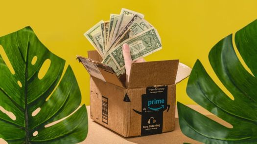 Amazon turned the joy of receiving packages into something gross.