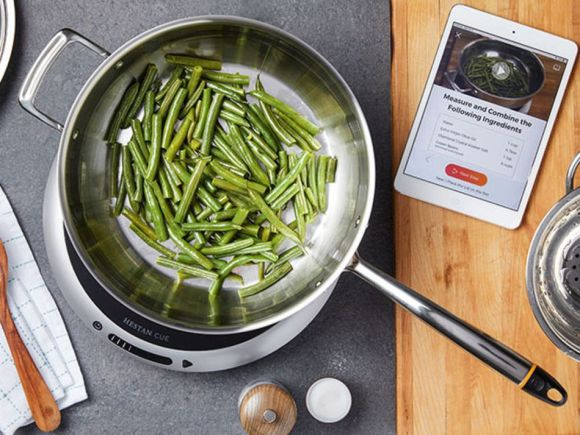 The Hestan Cue is so much more than a hot plate — and it's on sale