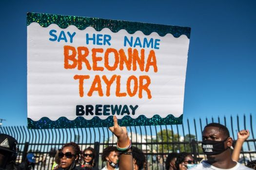 The #SayHerName campaign brings awareness to the women who are often invisible victims of police violence.
