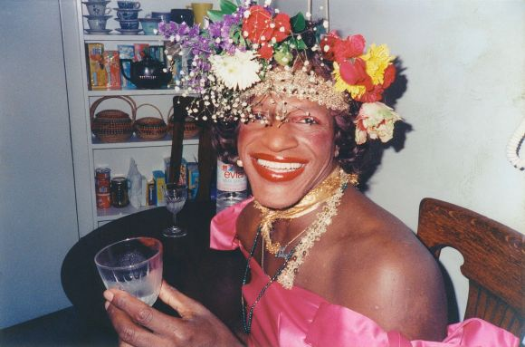 Trans rights activist and icon Marsha P. Johnson.