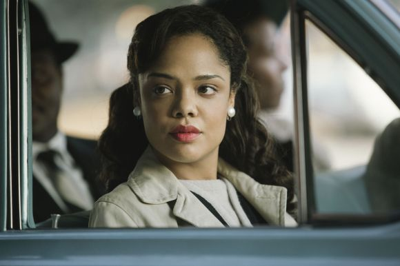 Tessa Thompson as Diane Nash.