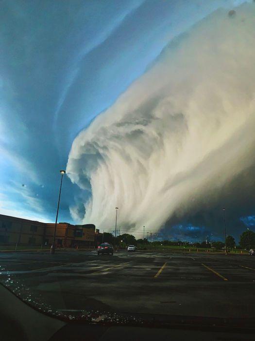 """Surf's Up,"" taken at Lafayette High School in Wildwood, Missouri on June 22, 2020."