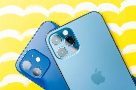 If you're into low-light photos, then you'll find the iPhone 12 and 12 Pro to be particularly useful.