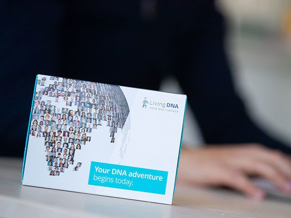 9 DNA kits (for humans and pets) on sale for Black Friday