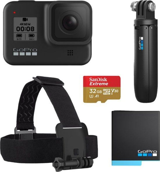 Save $100 and score a bunch of accessories with this GoPro holiday bundle