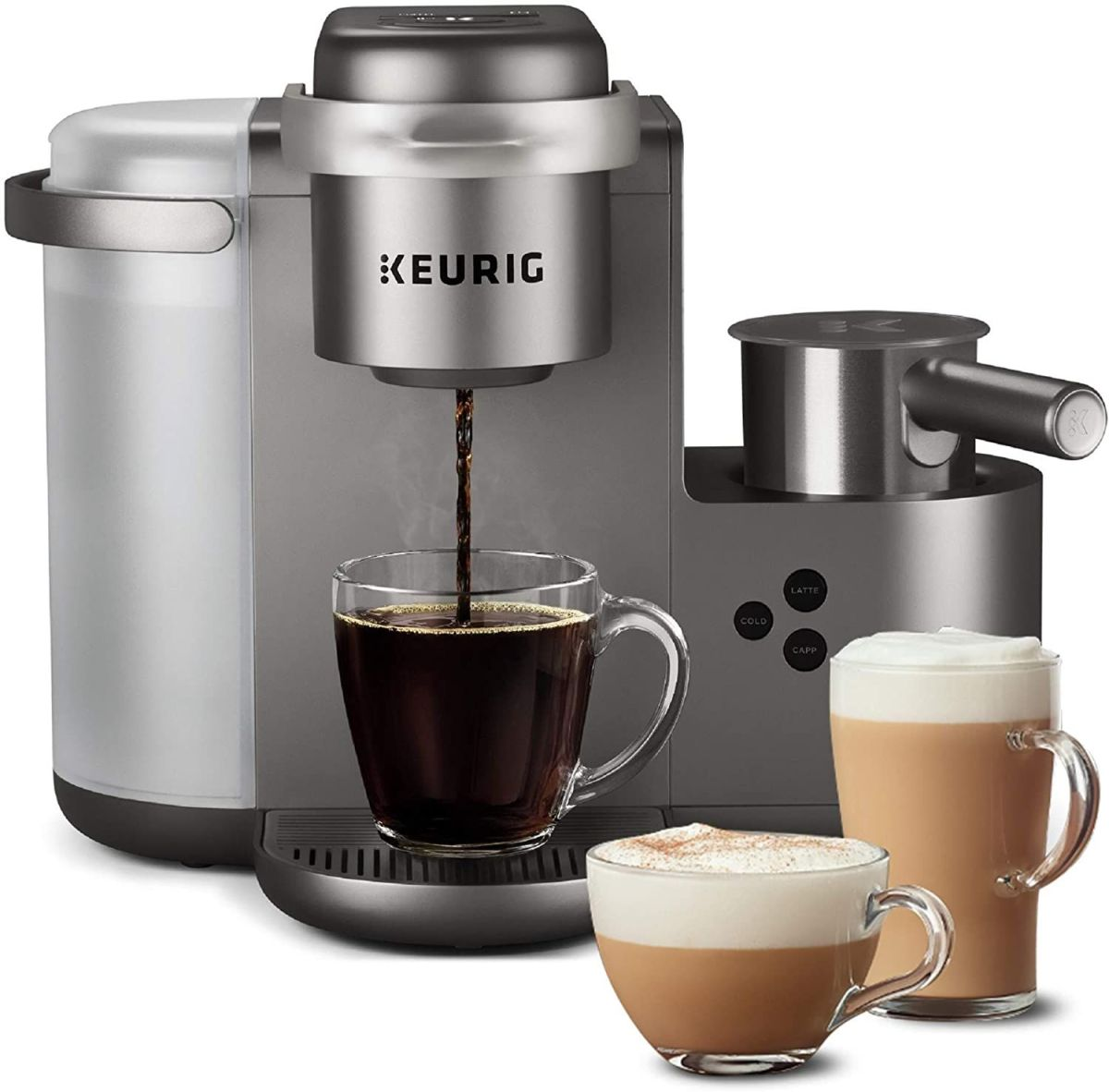 Get your own in-house barista with the Keurig K-Cafe — it's $30 off at Amazon