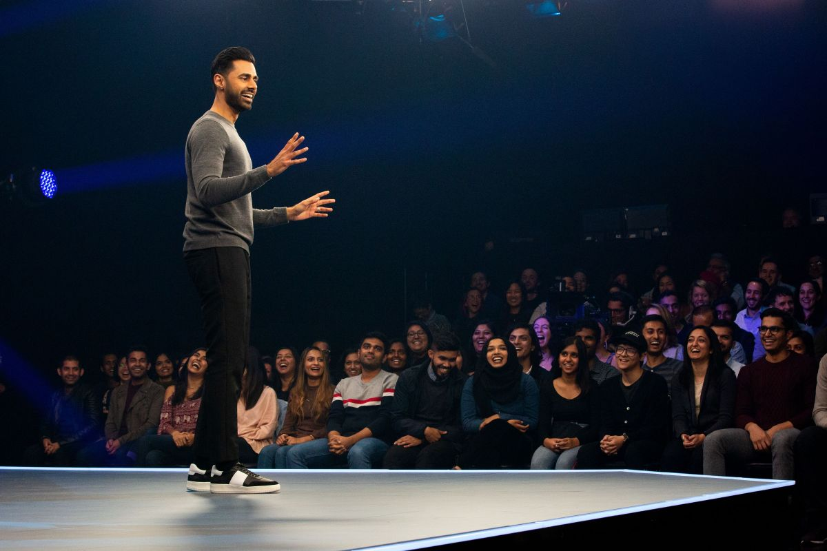 Netflix's 'Patriot Act with Hasan Minhaj' ran for 6 seasons, but only began in 2018.