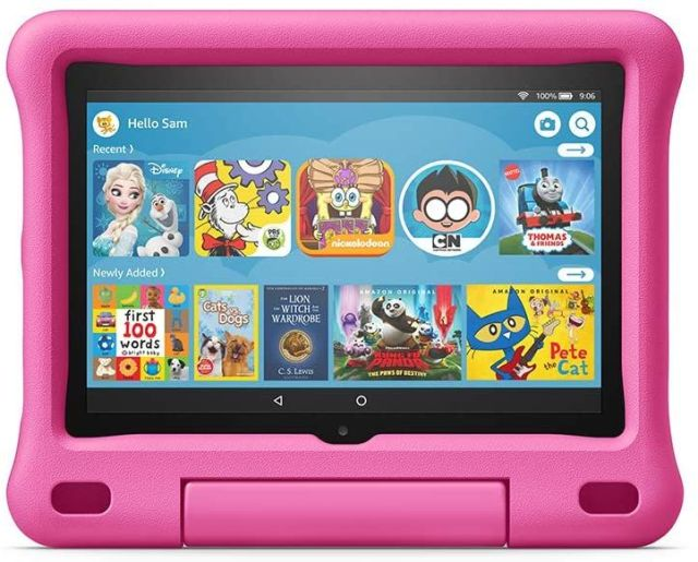 Amazon's latest Fire Kids Edition tablets are all on sale — save 25% when you buy 2