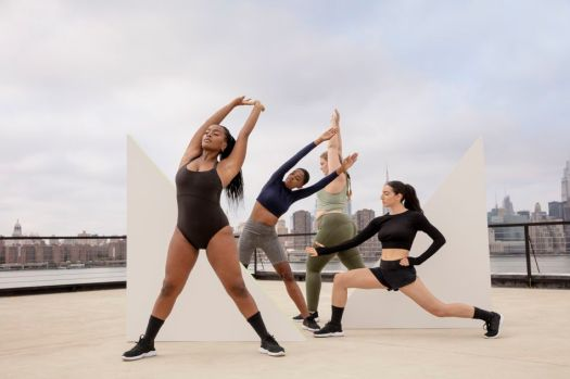 I did hot yoga in Thinx's new activewear