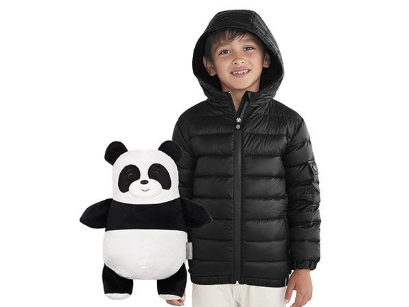 These hoodies for kids double as stuffed animals — and they're on sale