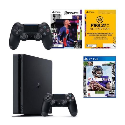 GameStop just got some PS4 bundles in stock, in case you still can't find a PS5