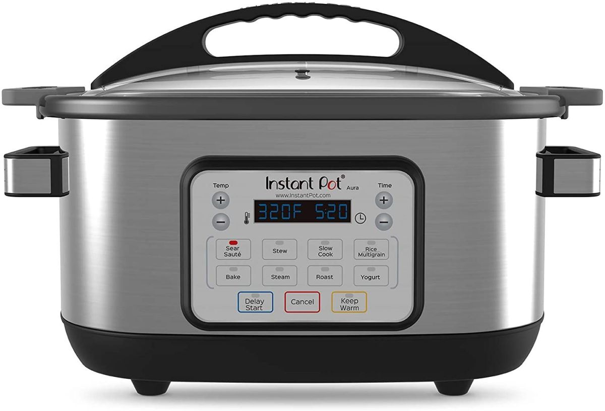 The Instant Pot Aura will do everything your stove can — and more