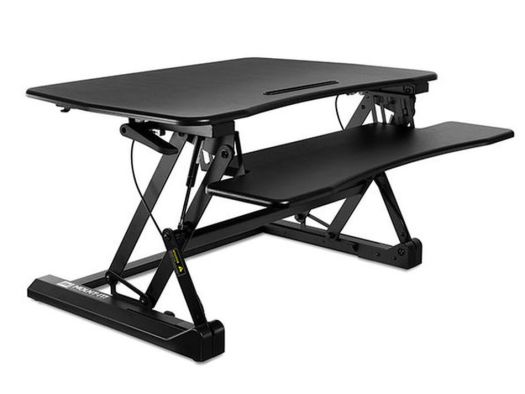 Overhaul your WFH setup with these deals on desks, monitors, keyboards and more