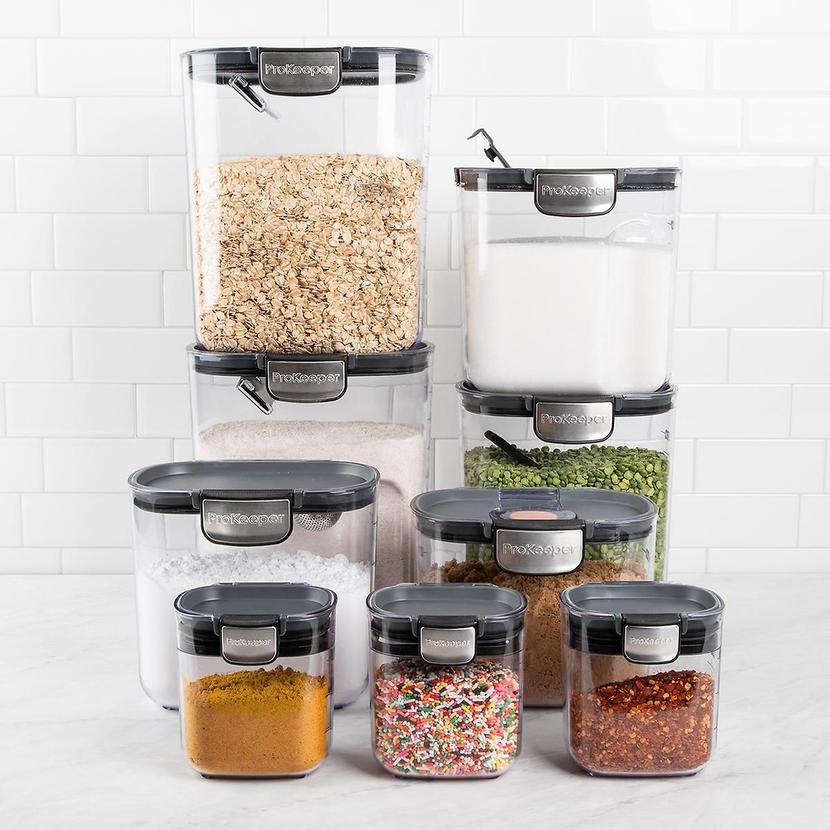 Organize your home with top picks from The Container Store's kitchen and pantry sale