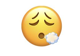 I'd say this is a very versatile Emoji.