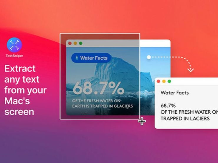 Easily copy and paste text from images with this clever Mac app