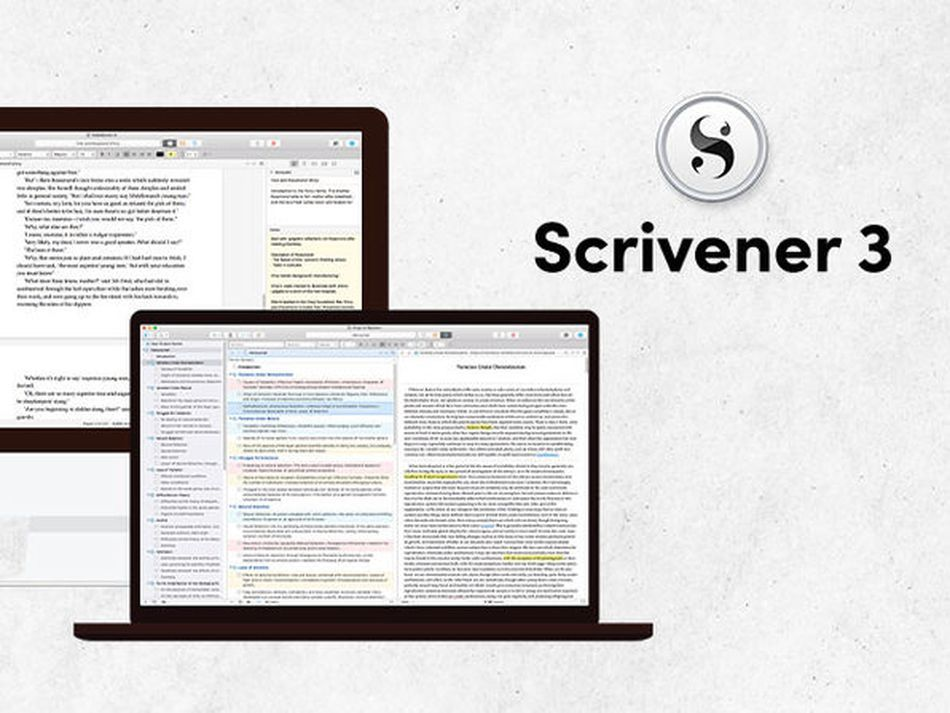 Save 38% on a lifetime subscription to Scrivener 3 for Mac